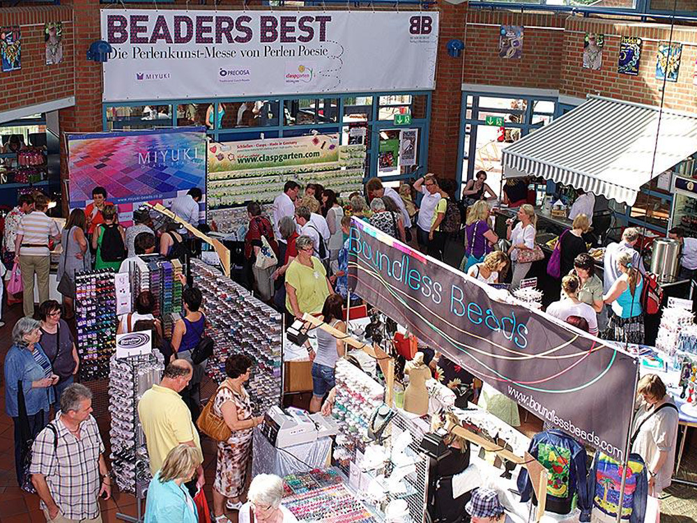 Beaders Best Bead Art Fair 2012