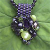 Beadart by Beverly Ash Gilbert