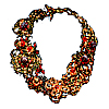 Item Preview: Necklace - Juicy Berries Of Autumn
