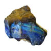 Blue banded opal