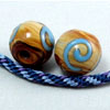 Braided jewelry by Susan Daigle