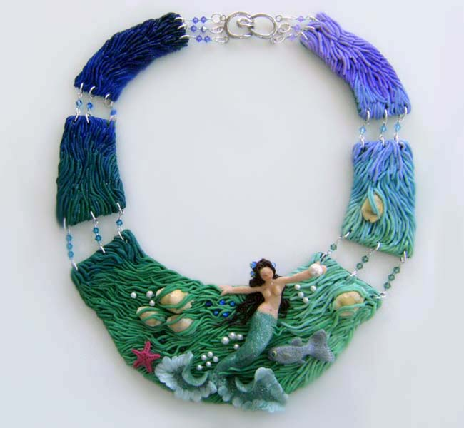 Beaded jewelry by Valentine Moon