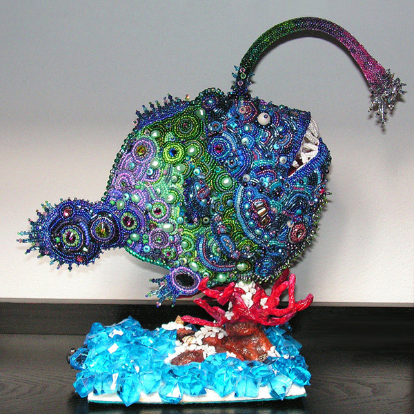 New Dimensions in Beadwork - An Overview of Bead Sculpture
