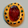 Carnelian intaglio with a Ptolemaic queen