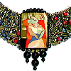 Picasso's Dream Necklace by Zoya Gutina