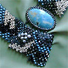 Beaded jewelry by Galina Bursuk