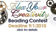 Flex Your Creativity Beading Contest