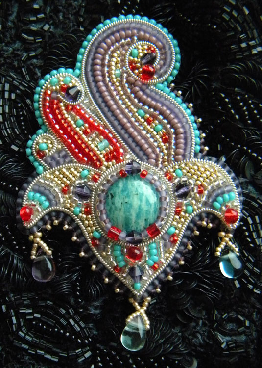 Hand Embroidering Beading - Free Embroidery Patterns