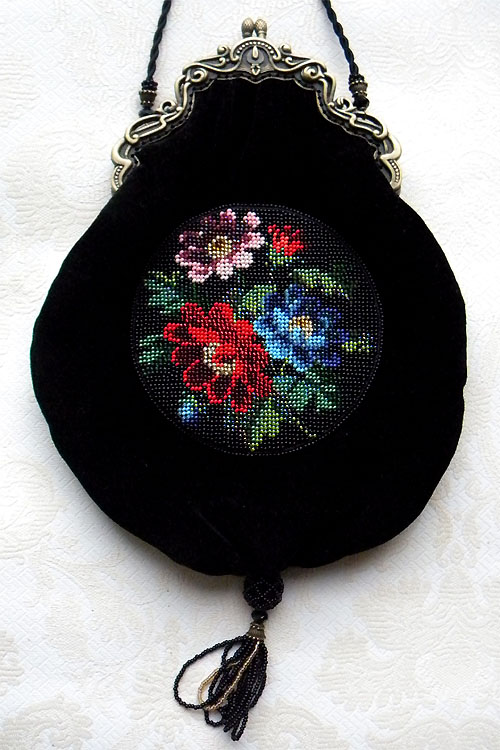 Beaded purses by Olga Orlova