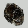 Morion crystal from Brazil