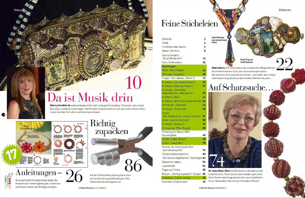 Perlen Poesie Magazine. Issue 12