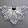 Netting beadweaving challenge submissions