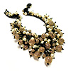 Zoya Gutina. Golden Bells Necklace
