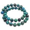 Bracelet in chrysocolla