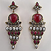 Victorian jewelry earrings