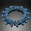 Beaded jewelry by Kathy King