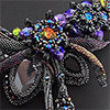 Beaded jewelry by Apollinariya Koprivnik