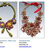 72 works of bead artistry. An online supplement to Bead & Button Magazine. August, 2009