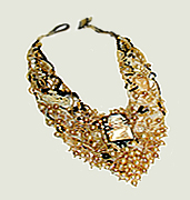 Perlen Poesie Magazine: Lady Winter Necklace